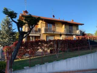 Foto - Villa bifamiliare via Ruggeri da Stabello, Centro, San Paolo d'Argon