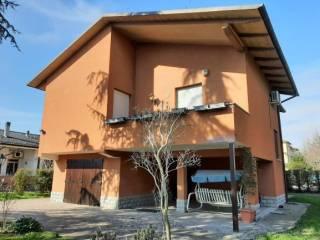 Foto - Villa unifamiliare via Fratelli Cervi 14, Centro, Sant'Agata Bolognese