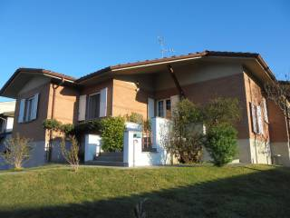 Foto - Villa unifamiliare via Chierico 7-9, Centro, Soresina