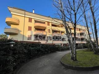 Foto - Monolocale via Vismara 60, Centro, Arese