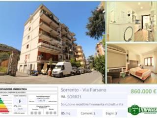 Foto - Trilocale via Parsano, Sorrento