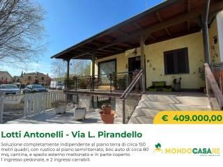 Foto - Villa unifamiliare via Luigi Pirandello 76, Tivoli Terme, Tivoli