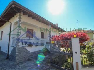 Foto - Villa unifamiliare via Filippo Turati, Centro, Somma Lombardo
