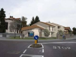 Foto - Villa a schiera via Giacomo Matteotti, Centro, Carnago