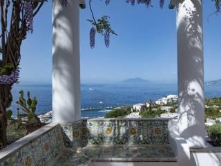 Foto - Villa unifamiliare Strada Provinciale Marina Grande di, Centro, Capri