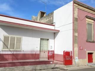 Foto - Terratetto unifamiliare via Gabriele D'Annunzio, Centro, Poggiardo