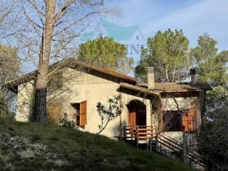 Foto - Villa a schiera Clementina 189, Centro, Serra San Quirico