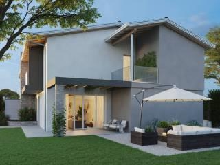 Foto - Villa bifamiliare via della Rondella, Lesignano de' Bagni
