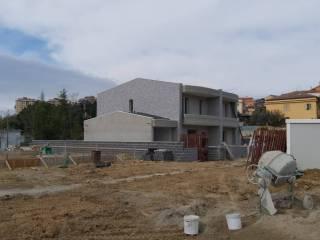 vista attuale facciata