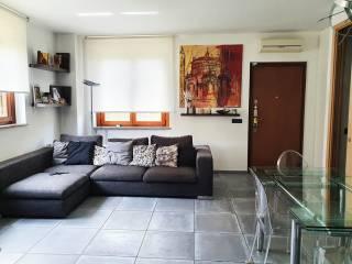 Foto - Villa bifamiliare via Roma, Centro, Mozzanica
