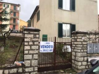 Foto - Villa unifamiliare, da ristrutturare, 125 mq, Centro, Sassoferrato