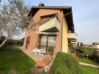 Foto - Villa plurifamiliare via Guglielmo Oberdan 50, Bettole, Castenedolo
