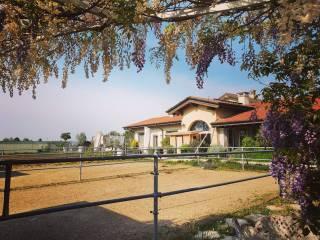 Foto - Villa unifamiliare via Giuseppe Garibaldi, Centro, Roccafranca