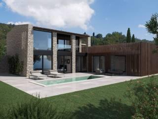 Foto - Villa unifamiliare, nuova, 182 mq, Torri del Benaco
