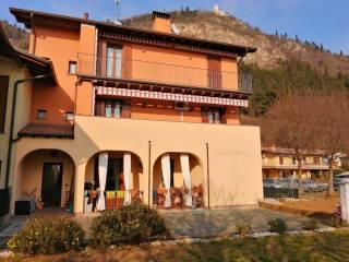 Foto - Trilocale via Strantella 12, Fontane Zurane Gresine, Provaglio d'Iseo