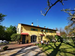 Foto - Zweifamilienvilla, ausgezeichneter Zustand, 580 m², Gaibanella, Ferrara