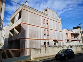 Foto - Quadrilocale via delle Margherite, La Rosa, Brindisi