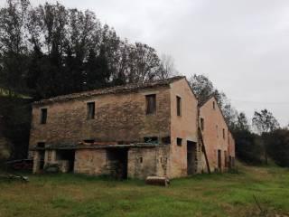 Foto - Terratetto unifamiliare 380 mq, da ristrutturare, Magliano di Tenna