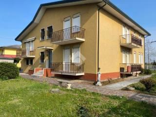 Foto - Trilocale via G  Matteotti 65, Centro, Bagnoli di Sopra
