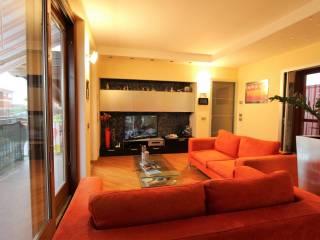 Foto - Trilocale via Italia, Centro, Bolgare