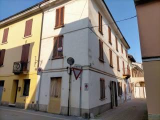Photo - Single-family townhouse via Martiri dell'Insurrezione, Centro, Soresina
