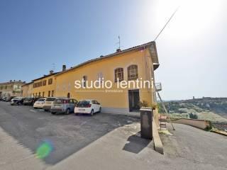 Foto - Terratetto unifamiliare piazza Vittorio Veneto 9, Centro, Rosignano Monferrato