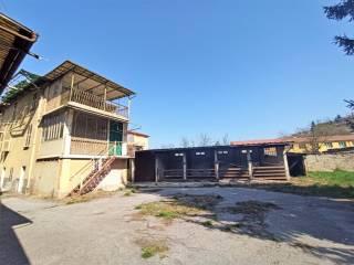 Foto - Terratetto plurifamiliare 188 mq, da ristrutturare, Borgato, Collina San Lorenzo, Mondovì