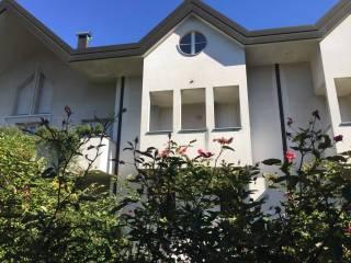 Foto - Villa a schiera via Covetta 25, Ronchi, Gallarate