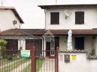 Photo - Terraced house via Miglioli 67, Centro, Castelleone