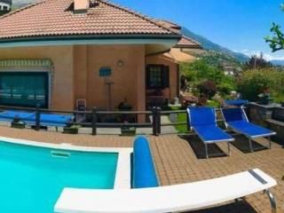 Foto - Villa unifamiliare via Delle Betulle, Centro, Aosta