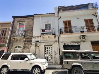 Foto - Terratetto unifamiliare via Umberto I 622, Centro, Roccalumera