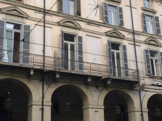 Foto - Trilocale via Po 5, Giardini Reali, Torino