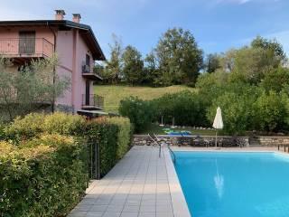 Foto - Trilocale nuovo, piano terra, Cunettone Villa, Salò