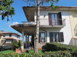 Foto - Villa bifamiliare via Don Luigi Sturzo, Centro, Lograto