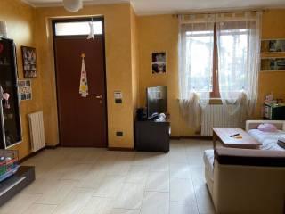 Foto - Villa a schiera via Vittorio Veneto, Antegnate