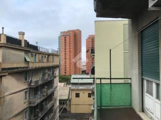Foto - Quadrilocale via Tullio Molteni 1, Sampierdarena, Genova