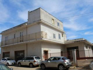 Foto - Terratetto plurifamiliare via Specchia, Centro, Carovigno