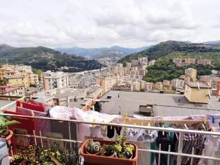 Foto - Bilocale via Antonio Burlando, Castelletto, Genova