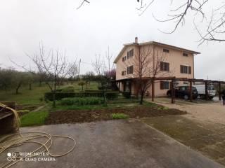 Foto - Villa bifamiliare Strada Provinciale dell'Acquasanta, Tabano - Montecappone, Jesi
