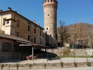 piazza centrale Priero