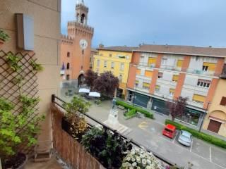 Foto - Bilocale piazza Giuseppe Barilli Quirico Filopanti 1, Centro, Budrio