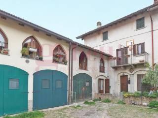 Foto - Terratetto unifamiliare via Montegrappa, Centro, Mariano Comense