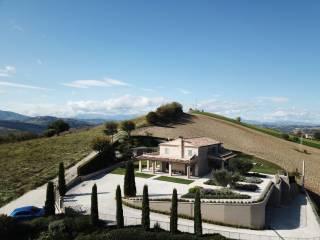 Foto - Villa unifamiliare Contrada Menocchia San Filippo, Carassai