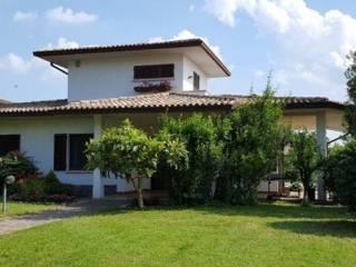 Foto - Villa unifamiliare via Dei Mille 15, Carzago Riviera, Calvagese della Riviera