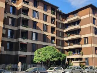 Foto - Quadrilocale via Amatore Sciesa 10, Stazione, Seregno