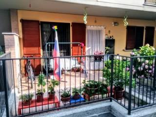 Foto - Quadrilocale via I MAGGIO 8, Centro, Martinengo