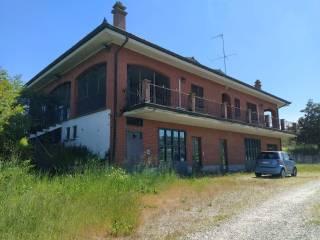 Foto - Villa unifamiliare, da ristrutturare, 200 mq, Maccona, Rocchetta Tanaro