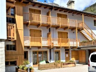 Foto - Trilocale Località Palatz, Centro, Gaby