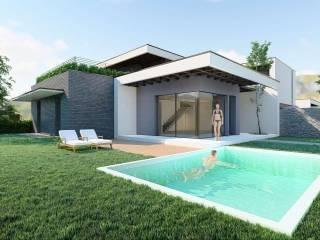 Photo - Single family villa via ALCIDE DE GASPERI ns, Suisio
