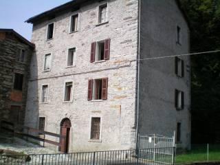 Foto - Terratetto unifamiliare via Crocedomini 61, Prestine, Bienno